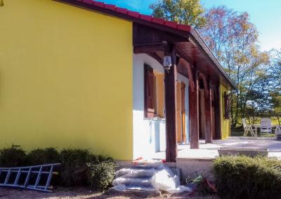 Rénovation d'extérieur